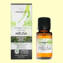 Melisa Real Bio - Aceite Esencial - 5 ml - Terpenic Labs