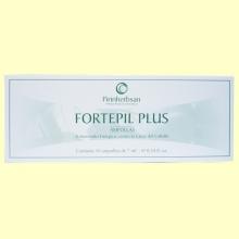 Fortepil Plus - 10 ampollas - Pirinherbsan