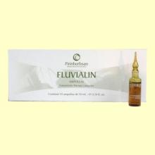 Fluvialin - Piernas Cansadas - 10 ampollas - Pirinherbsan