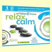 Relax Calm - 30 cápsulas - Pinisan Laboratorios