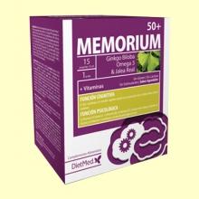 Memorium 50+ - 15 ampollas - DietMed *
