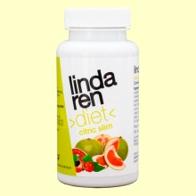 Citric Slim - 60 cápsulas - Lindaren diet
