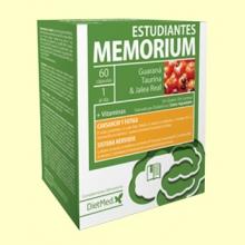 Memorium Estudiantes - 60 cápsulas - DietMed *