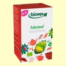 Colesterol Infusión Bio - 20 bolsitas - Biover