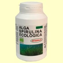 Alga Spirulina Ecológica - 100 cápsulas - Integralia