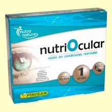 Nutriocular - 30 cápsulas - Pinisan Laboratorios