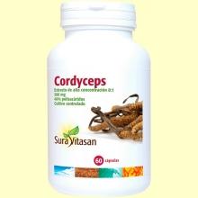 Cordyceps 500 mg - 60 cápsulas - Sura Vitasan