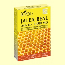 Jalea Real 1000 mg - 20 ampollas - Bipôle