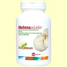 Melena de León 500 mg - 60 cápsulas - Sura Vitasan *