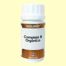 Holovit Complejo B Orgánico - 50 cápsulas - Equisalud