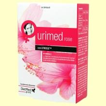 Urimed Rose - 30 cápsulas - DietMed *