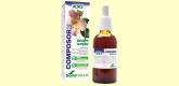 Composor 20 - Dologen Complex Fórmula XXI - 50 ml - Soria Natural
