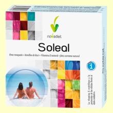 Soleal - 60 cápsulas - Novadiet