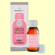 Expectus Jarabe Balsámico Infantil  - 100 ml - Terpenic Labs