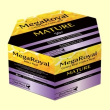 Mega Royal Mature Jalea Real - 20 ampollas - DietMed *