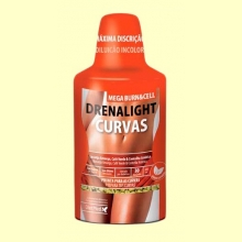 Drenalight Curvas - Quemagrasas - 600 ml - DietMed *