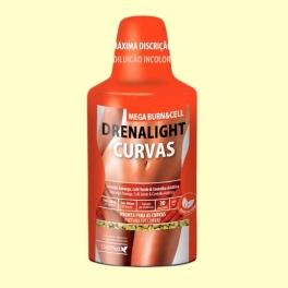 Drenalight Curvas - Quemagrasas - 600 ml - DietMed
