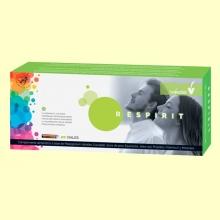 Respirit - Jalea Real - 20 viales - Novadiet