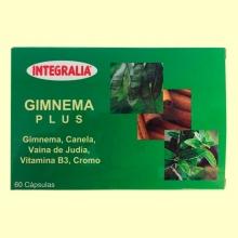 Gimnema Plus - 60 cápsulas - Integralia