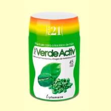 Plan Verde Activ - Plan 21 - 45 cápsulas - Plameca