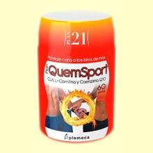Plan QuemSport - Plan 21 - 60 perlas - Plameca