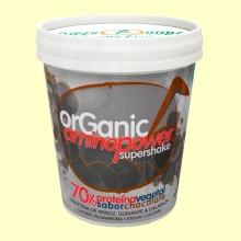 Organic Aminopower Chocolate Eco - 250 gramos - Energy Feelings