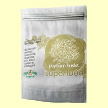 Psyllium Cáscara Eco - 200 gramos - Energy Feelings