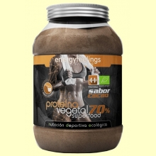Proteína Vegetal Cacao Bio 70% - 1500 gramos - Energy Feelings
