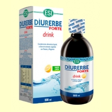 Diurerbe Forte Fluido Limón - Laboratorios ESI - 500 ml