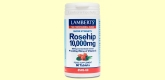 Rosehip Escaramujo 10.000 mg - Vitamina C - 60 tabletas - Lamberts