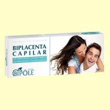 Biplacenta - Placenta Capilar - 10 ampollas - Bipole