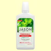 Colutorio Power Smile - 473 ml - Jason
