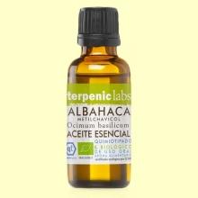 Albahaca - Aceite Esencial Bio - 30 ml - Terpenic Labs