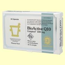 ActiveComplex Uniqinol 100mg QH - Coenzima Q-10 - 30 cápsulas - Pharma Nord