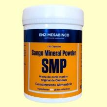 Sango Mineral Powder - 120 cápsulas - Enzime