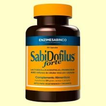 Sabidofilus Forte - Equilibrio intestinal - 60 cápsulas - Enzime Sabinco