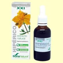 Hipérico Fórmula XXI - Extracto Natural - 50 ml - Soria Natural