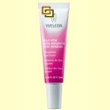 Contorno de ojos alisante de Rosa Mosqueta - Weleda - 10 ml