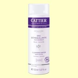 Agua Desmaquilladora de Ojos Bio - 150 ml - Cattier