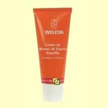 Crema manos - Espino Amarillo - 50 ml - Weleda