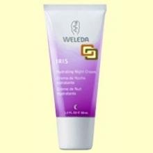 Crema de Noche hidratante de Iris - 30 ml - Weleda