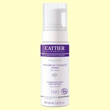 Espuma Limpiadora Facial Bio - 150 ml - Cattier