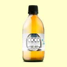 Aceite de Coco Virgen Bio - 500 ml - Terpenic Labs