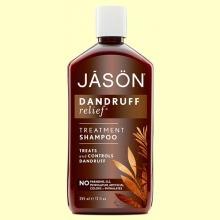 Dandruff Relief Champú Anticaspa - 355 ml - Jason