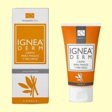 Igneaderm - Crema para manos y pies fríos - 50 ml - Terpenic Labs