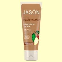 Loción de Manos y Cuerpo Manteca de Cacao - 227 gramos - Jason
