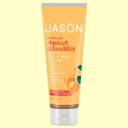 Limpiador Exfoliante Facial Albaricoque - 113 gramos - Jason