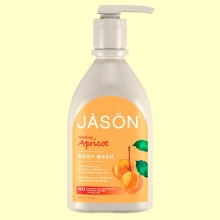 Gel de Ducha Albaricoque - 887 ml - Jason