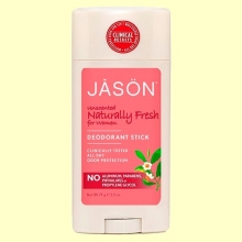 Desodorante Stick Naturally Fresh Mujer - 71 gramos - Jason