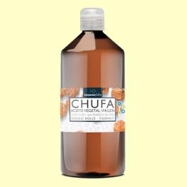 Aceite Vegetal de Chufa Virgen - 1 litro - Terpenic Labs